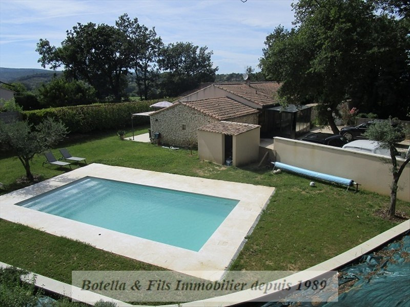 Sale house / villa St paulet de caisson 395 000€ - Picture 1