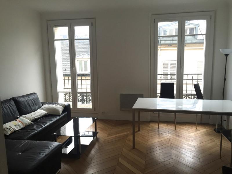 Rental apartment Paris 18ème 1630€ CC - Picture 1