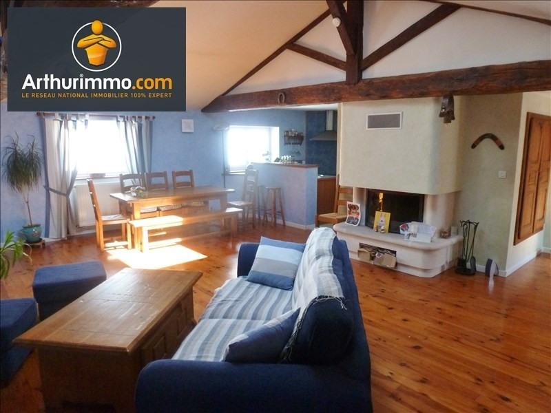 Sale apartment Roanne 132000€ - Picture 2