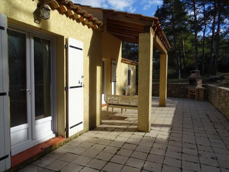 Sale house / villa Tourtour 267750€ - Picture 4