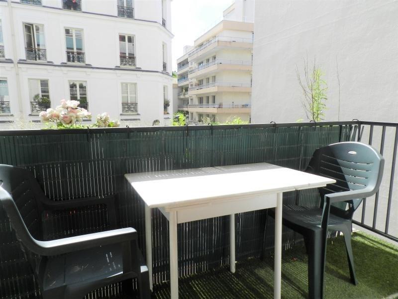 Sale apartment Paris 19ème 485000€ - Picture 1
