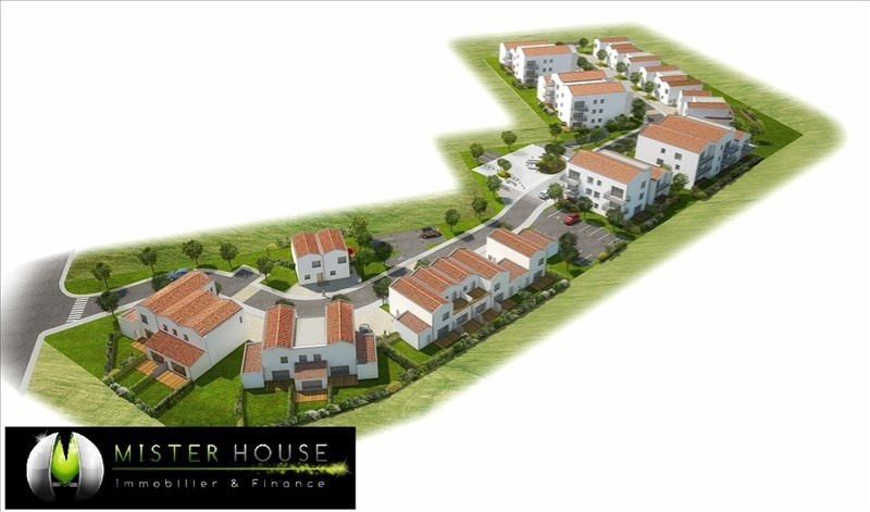 Verkoop nieuw  woningen op tekening Aussonne  - Foto 3
