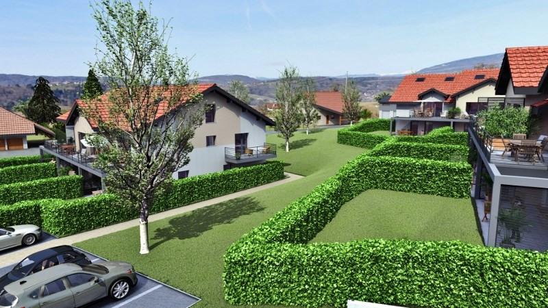 Vente appartement Villaz 243000€ - Photo 1