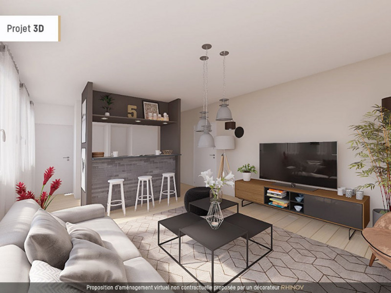 Vente appartement Clermont ferrand 89 380€ - Photo 1