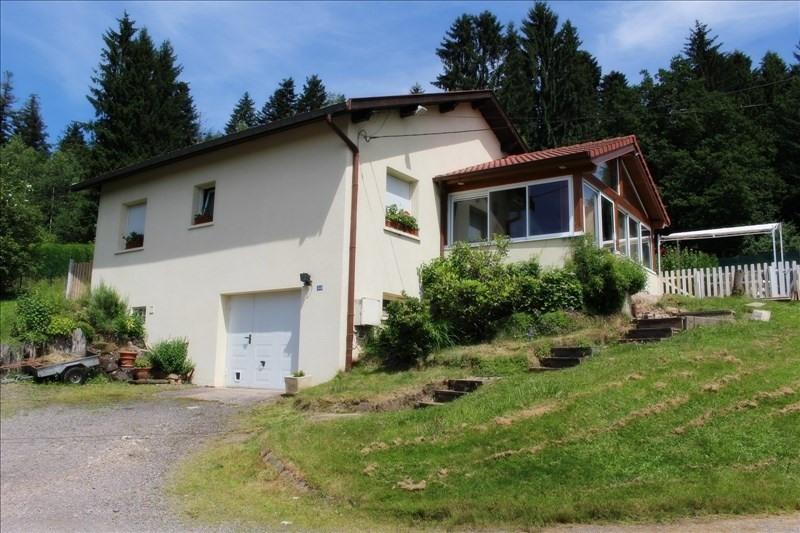 Vente maison / villa Moyenmoutier 169000€ - Photo 1