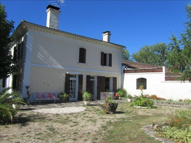 Vente maison / villa Menesplet 307000€ - Photo 1