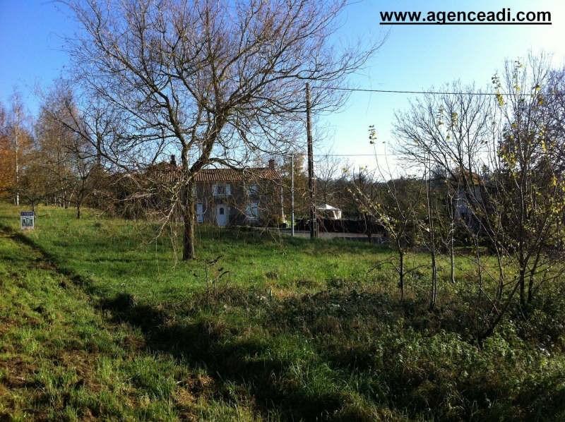 Vente terrain Saint maixentais 8200€ - Photo 1
