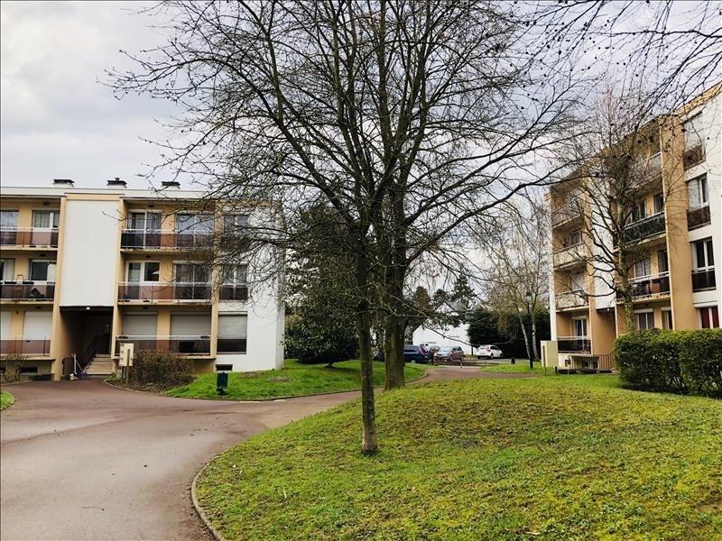Sale apartment Quincy sous senart 155000€ - Picture 1