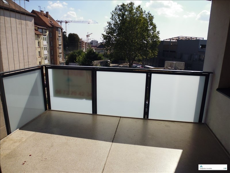 Rental apartment Strasbourg 758€ CC - Picture 1