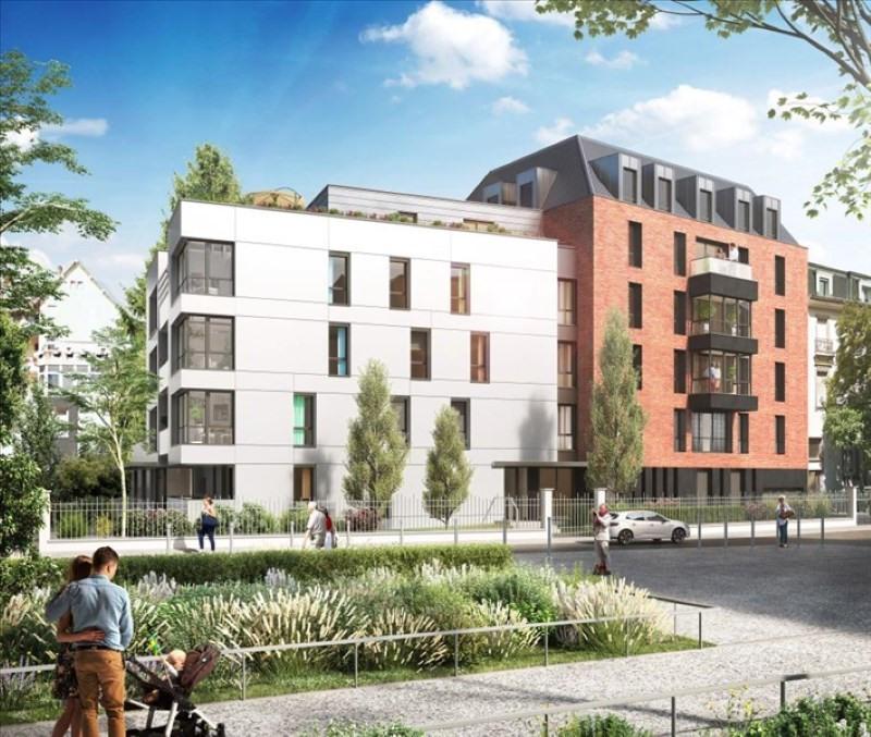 Sale apartment Strasbourg 218000€ - Picture 1