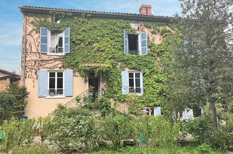 Deluxe sale house / villa Curis au mont d'or 900 000€ - Picture 1