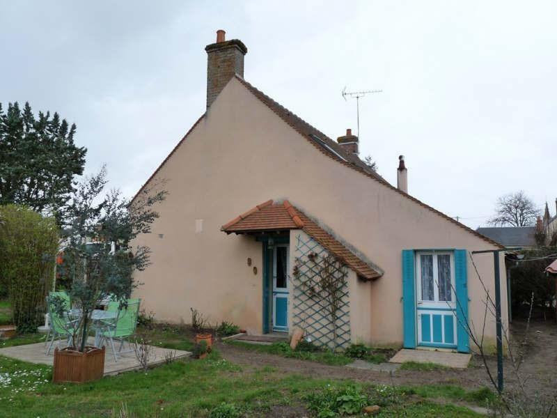 Rental house / villa Vienne en val 650€ CC - Picture 2
