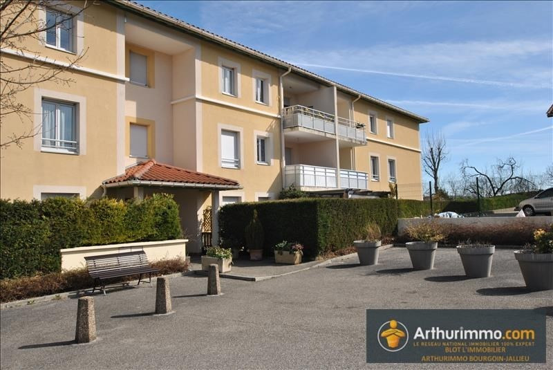 Investment property apartment L'isle d'abeau 110 000€ - Picture 1