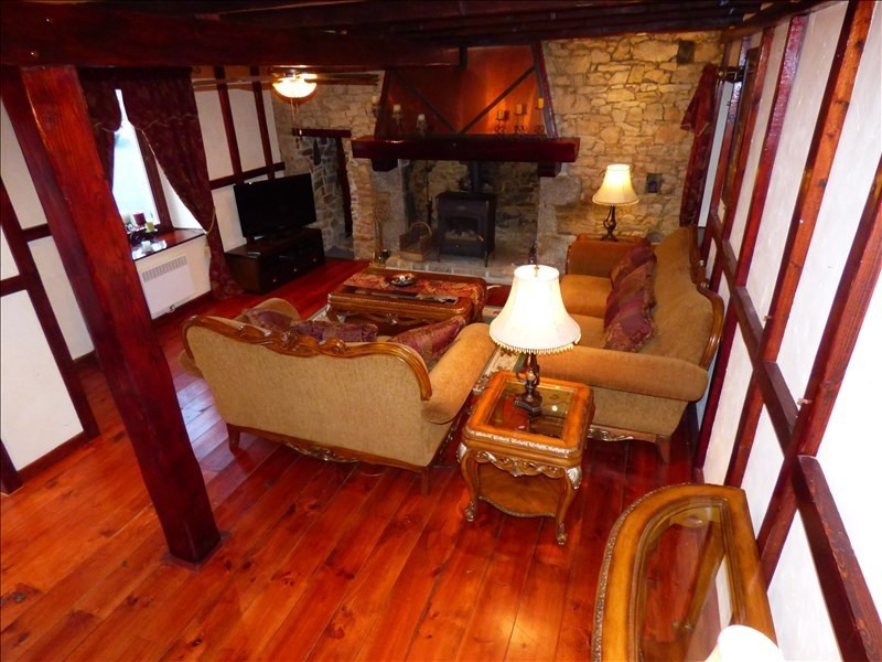 Sale house / villa Begard 240000€ - Picture 4