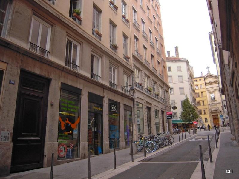 Rental apartment Lyon 1er 740€ CC - Picture 1
