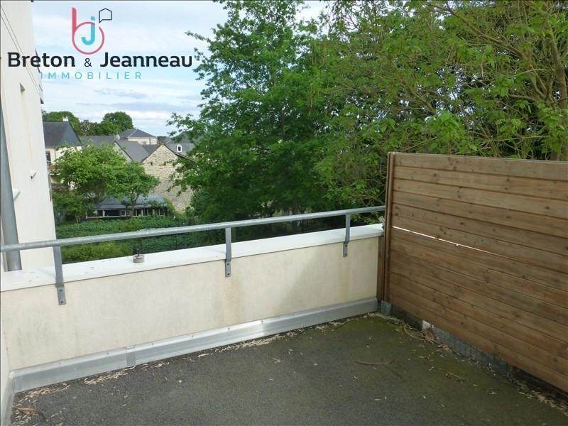 Produit d'investissement appartement Mayenne 109500€ - Photo 3