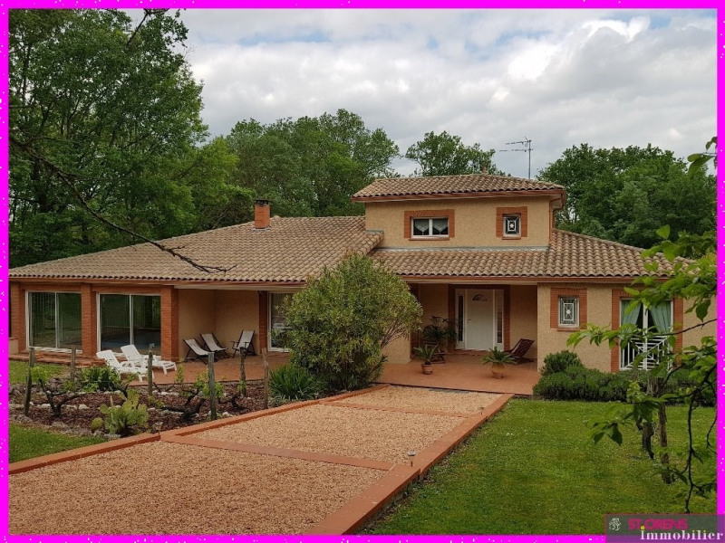 Deluxe sale house / villa Escalquens 2 pas 570 000€ - Picture 1