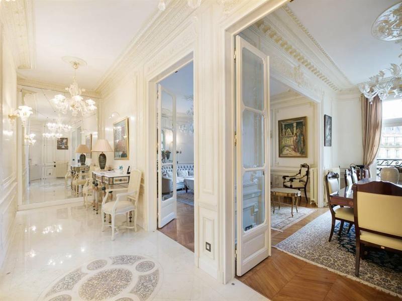 Immobile residenziali di prestigio appartamento Paris 8ème 3650000€ - Fotografia 4