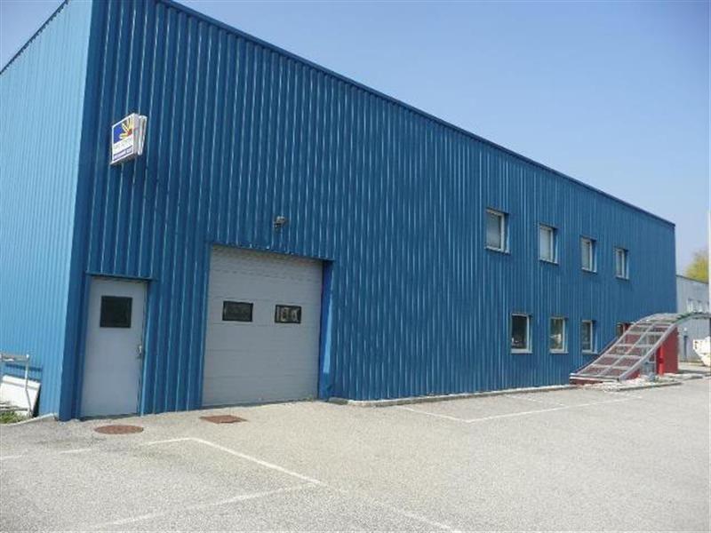 Location Local d'activités / Entrepôt Villard-Bonnot 0