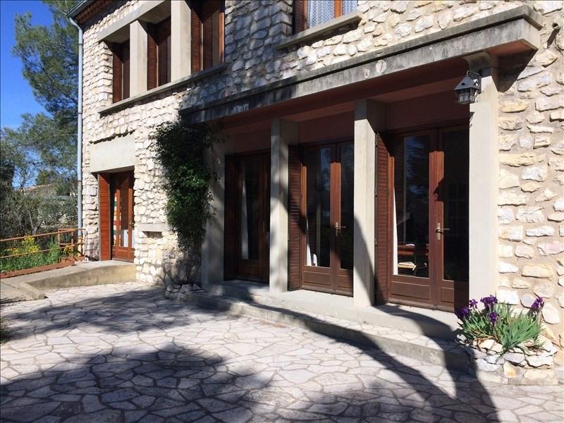 Sale house / villa Les angles 499000€ - Picture 1