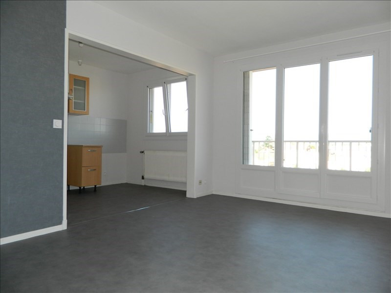 Rental apartment Roanne 370€ CC - Picture 1