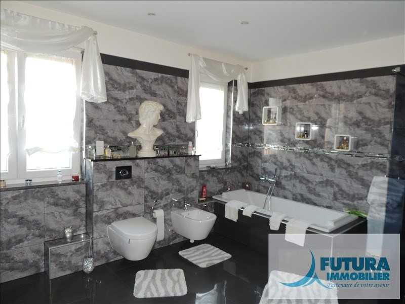Vente maison / villa Behren les forbach 399000€ - Photo 7