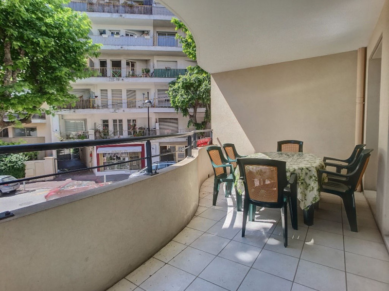 Sale apartment Juan les pins 289 000€ - Picture 2
