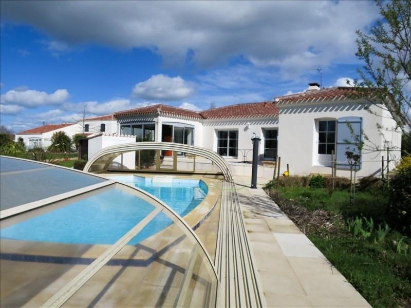 Vente maison / villa Ste foy 397100€ - Photo 1