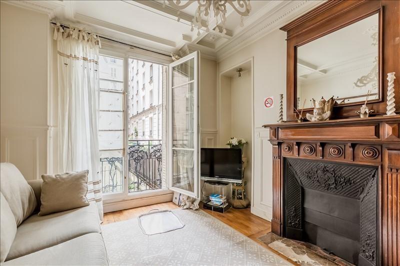 Sale apartment Paris 15ème 472500€ - Picture 1