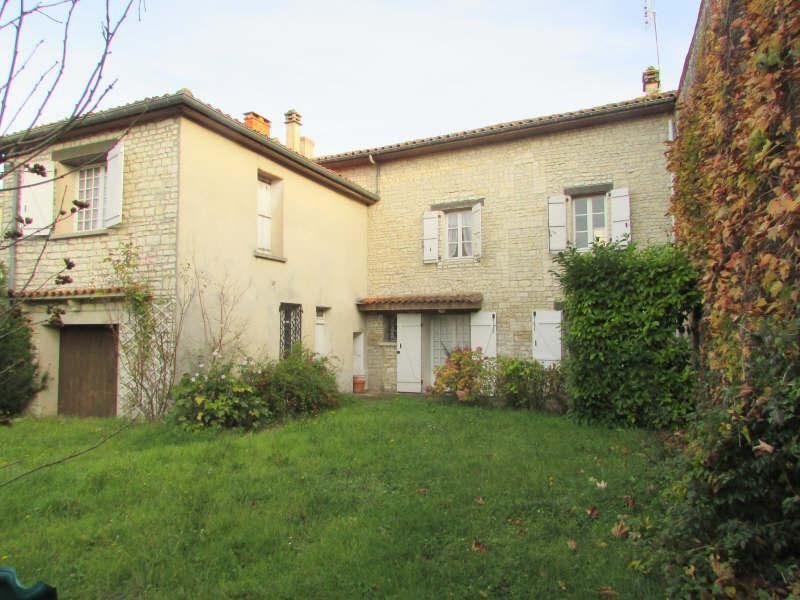 Vente maison / villa Aigre 81500€ - Photo 1