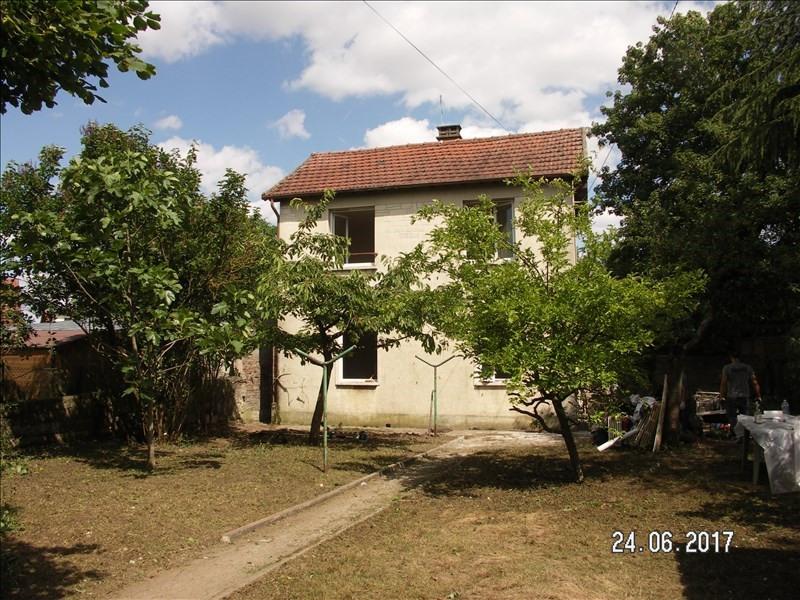 Vente maison villa 4 pi ce s sarcelles 75 m avec 2 for Achat maison sarcelles