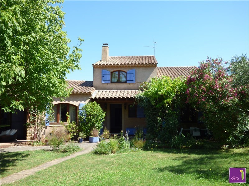 Vente maison / villa Bagnols sur ceze 400000€ - Photo 1
