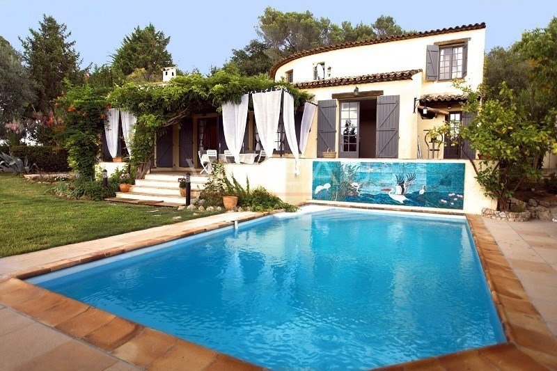Vente de prestige maison / villa Mougins 1 990 000€ - Photo 1