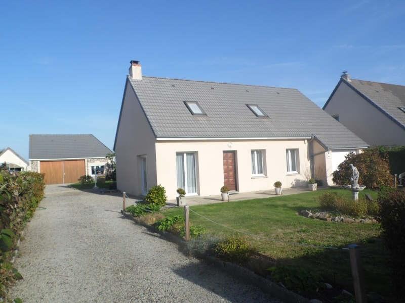 Sale house / villa St germain sur ay 194500€ - Picture 1