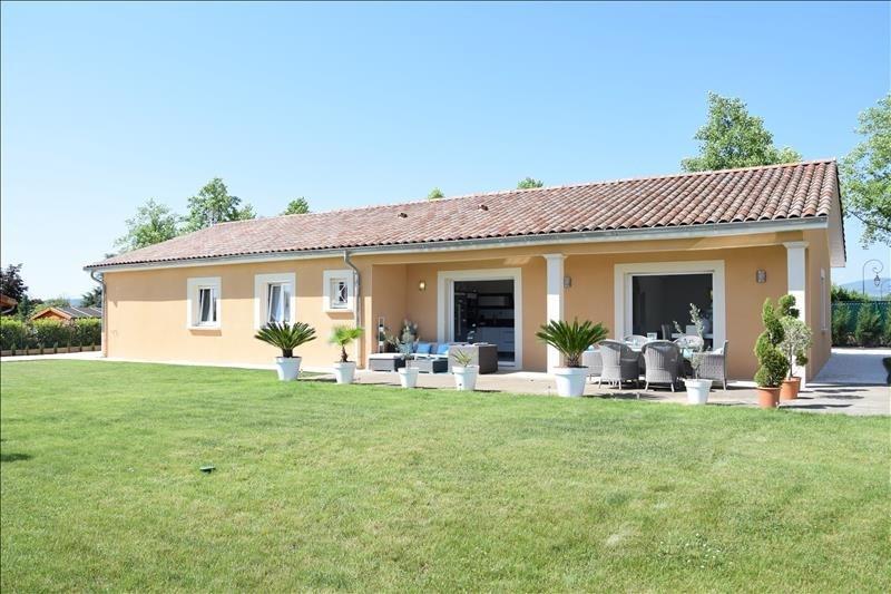 Sale house / villa Arnas 439000€ - Picture 1