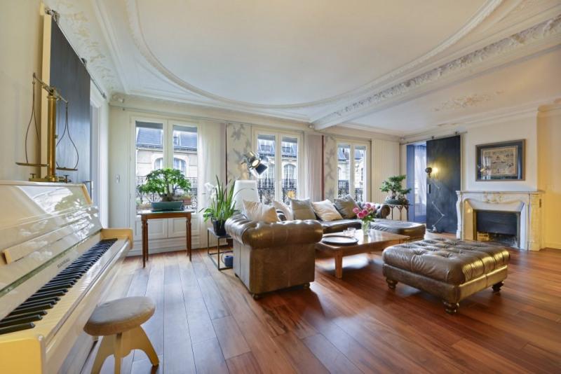 Vente de prestige appartement Paris 9ème 1924000€ - Photo 3