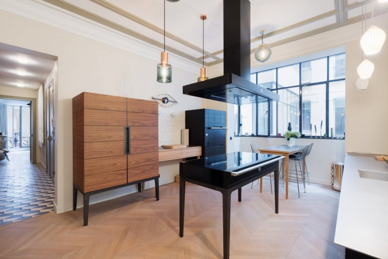 Venta de prestigio  apartamento Paris 8ème 1575000€ - Fotografía 2