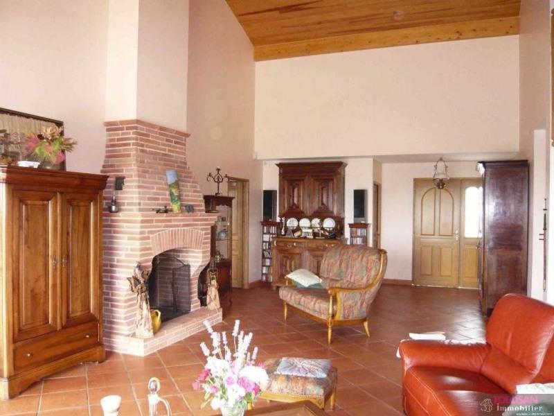 Deluxe sale house / villa Montgiscard secteur 537000€ - Picture 4
