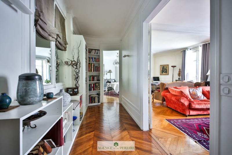 Vente de prestige appartement Paris 17ème 1 200 000€ - Photo 2