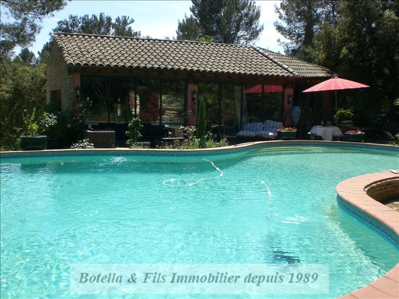 Deluxe sale house / villa Nimes 798 000€ - Picture 10