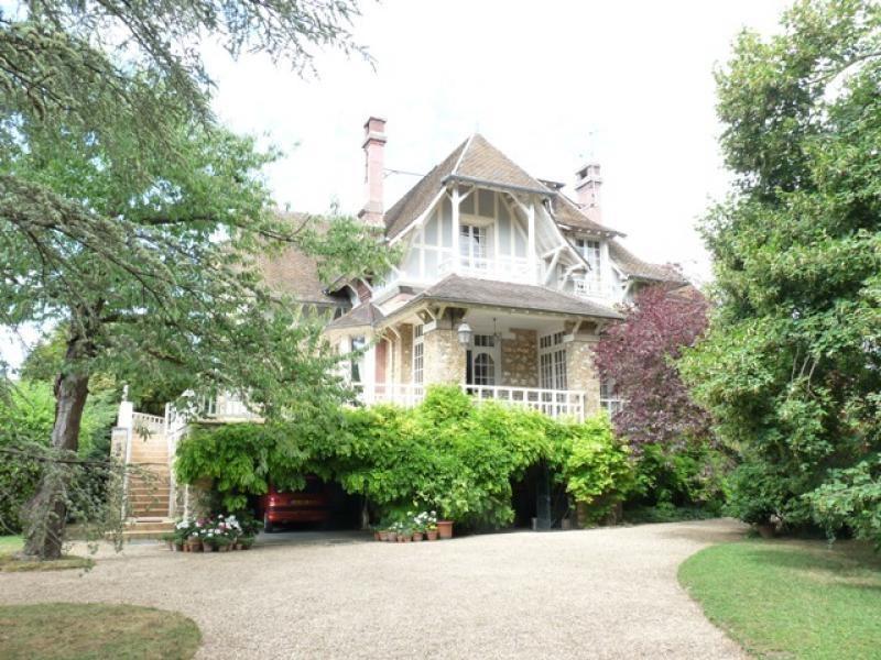 Deluxe sale house / villa Villennes sur seine 1700000€ - Picture 5