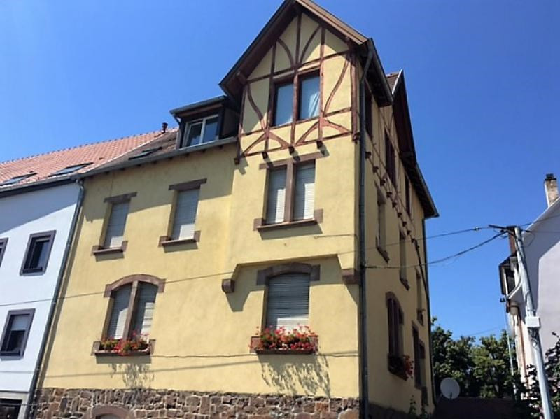 Investment property building Colmar 399 900€ - Picture 1