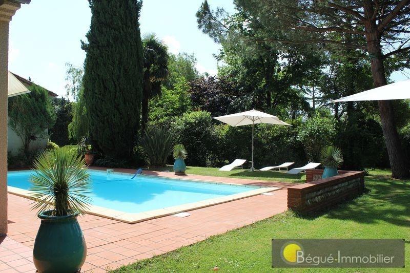 Deluxe sale house / villa 5 mns pibrac 799000€ - Picture 5