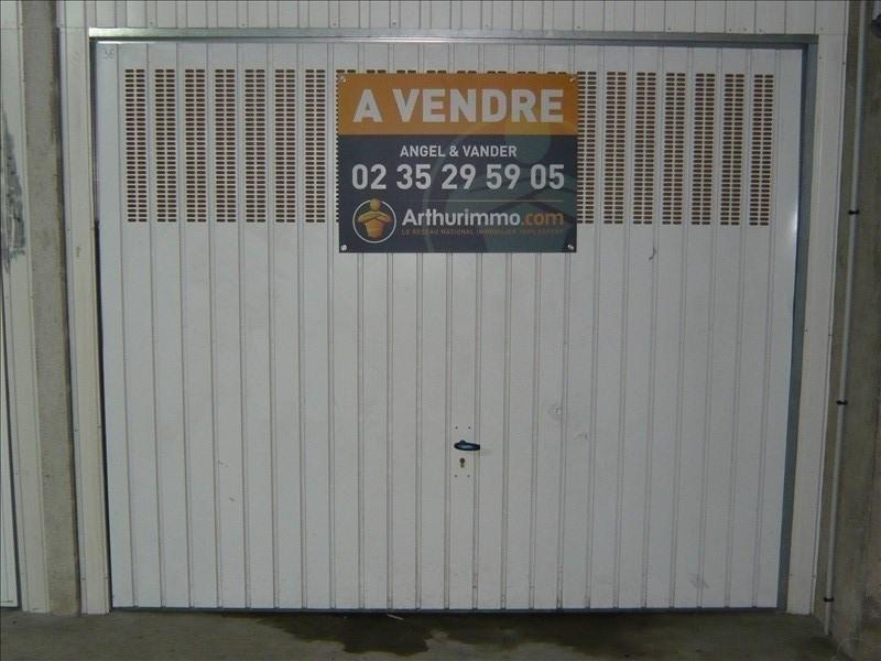 Vente parking Fecamp 17600€ - Photo 1