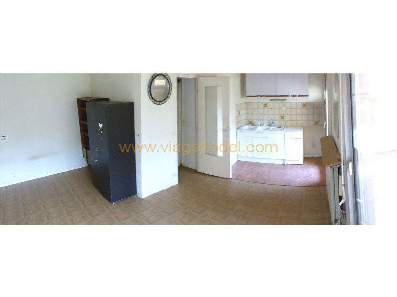 Life annuity apartment Vallauris 33 000€ - Picture 2