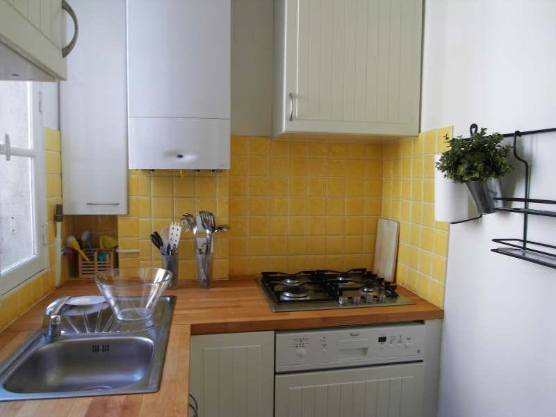 Location appartement Levallois perret 1250€ CC - Photo 3