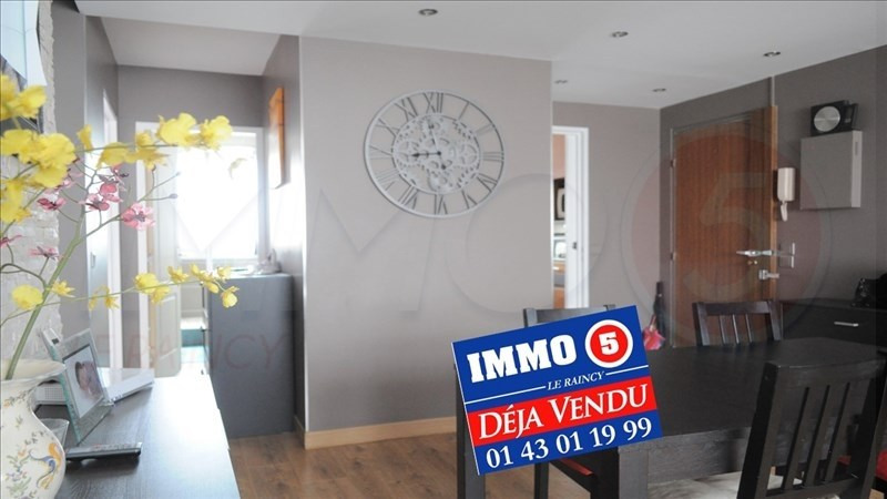 Sale apartment Gagny 185000€ - Picture 1
