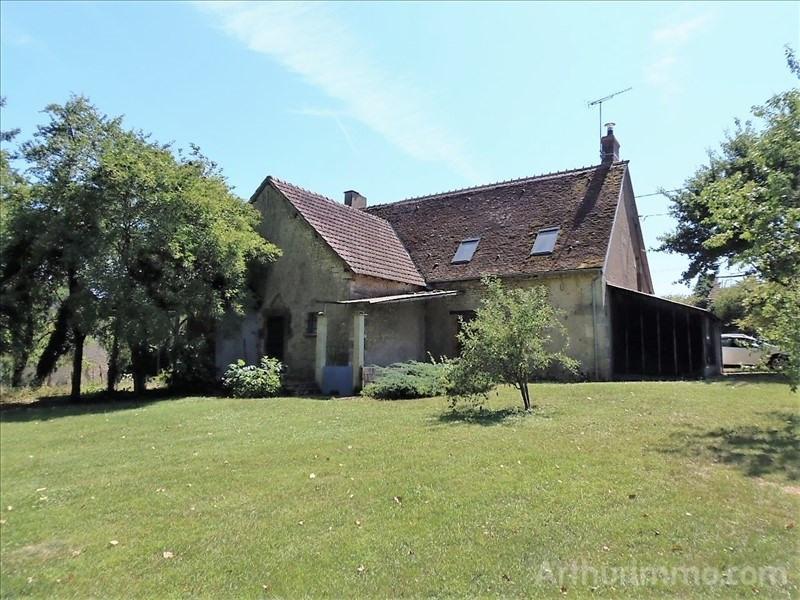 Sale house / villa Groises 50000€ - Picture 1