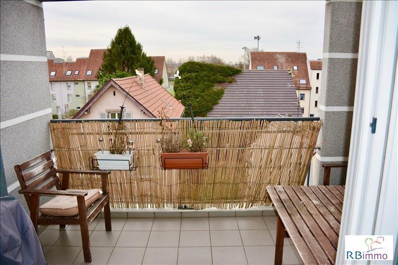 Vente appartement Schiltigheim 149900€ - Photo 3