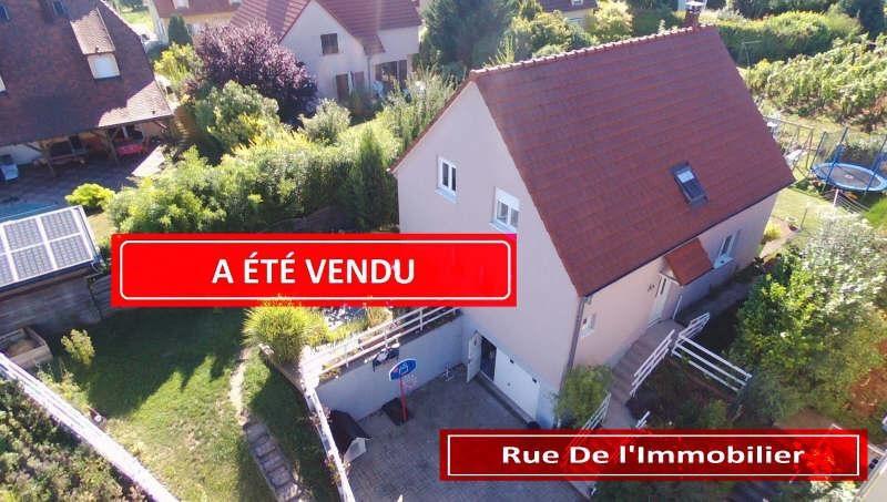 Vente maison / villa Dahlenheim 301000€ - Photo 1